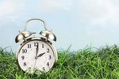Změna času — Stock fotografie