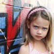 Stock Photo: Little Urban Child
