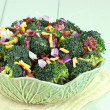 Stock Photo: Broccoli Salad 2