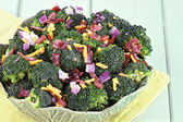Broccoli Salad 3 — Stock Photo
