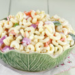 Macaroni Salad - Stock Photo