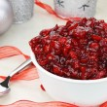 Cranberry Relish — Stock Photo #4163037