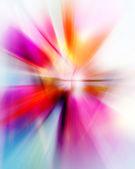 Abstrakt vågiga färgstarka bakgrund — Stockfoto