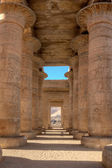 Ramesseum in Luxor, Egypt — Stock Photo