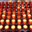 Foto de Stock  : Church candles