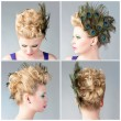 Great hair style — Stock Photo