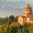 Stock Photo: SBiagio church basked in evening sun