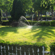 Lawn Irrigation — Stock Photo #28857311