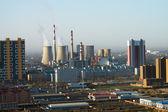 Centrale termoelettrica — Foto Stock