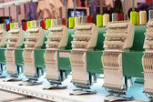 Embroidery machine — Stock Photo