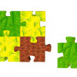 Jigsaw — Stock Photo #29075223