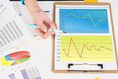 Analiza rentowności — Zdjęcie stockowe