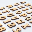 Wooden letters — Stock Photo #29271229