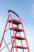 Ladder into sky — Stock Photo