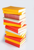 Many books — Photo