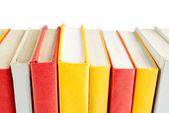 Many books — Stockfoto