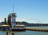 The Lighthouse near Pier 39 in San Francisco California USA — Stock Photo