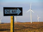 Quinta do moinho de vento — Fotografia Stock