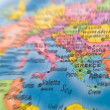 Global Studies of Europe with Emphasis on Greece — Stock Photo
