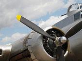 2. dünya savaşı b17 bombardıman — Stok fotoğraf
