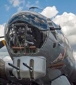 World War 2 Era B17 Bomber — Stock Photo
