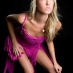 Fashion Model Posing — Stock Photo #11754798
