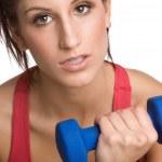 Fitness Woman — Stock Photo #12042518