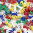 Royalty-Free Stock Photo: Push Pins