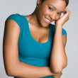 Beautiful Black Woman — Stock Photo
