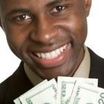 Money Man — Stock Photo #16627199