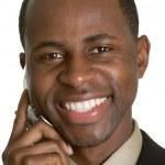 Smiling Phone Man — Stock Photo #16627355