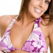 Bikini Woman — Stock Photo