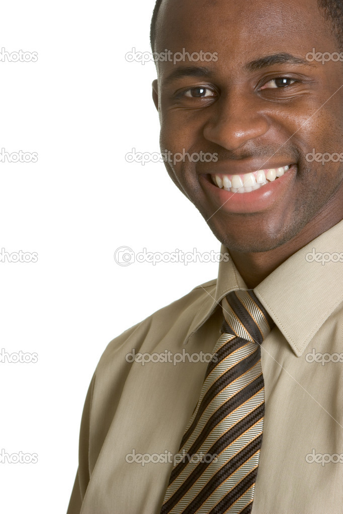 Smiling Businessman — Stock Photo #16627145