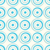 Seamless Circles Pattern — Stock Vector