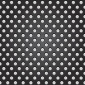 Steel Grate Background — Stockvector