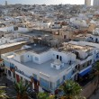 Top view of Sousse. Tunisia - Stock Photo