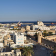 Top view of Sousse. Tunisia. — Stok fotoğraf