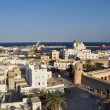Top view of Sousse. Tunisia. — Стоковое фото