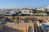 Top view of Sousse. Tunisia. — Stock Photo