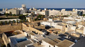 Top view of Sousse. Tunisia — Stock Photo