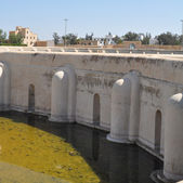 Pools Aghlabid. Kairuan. Tunis. — Stock Photo