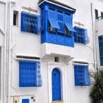 Sidi Bou Said. Tunis. — Stock Photo #23573489