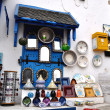 Stock Photo: Sidi Bou Said. Tunis.