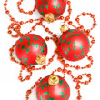 Christmas-tree decorations — Stock Photo #15337319