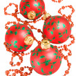 Christmas-tree decorations — Stock Photo #15337323