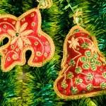 Christmas-tree Decorations — Stock Photo #15622417