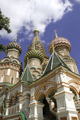 St Basil's Cathedral 002 — Stockfoto
