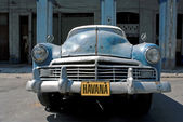 Cuban Car — Stockfoto