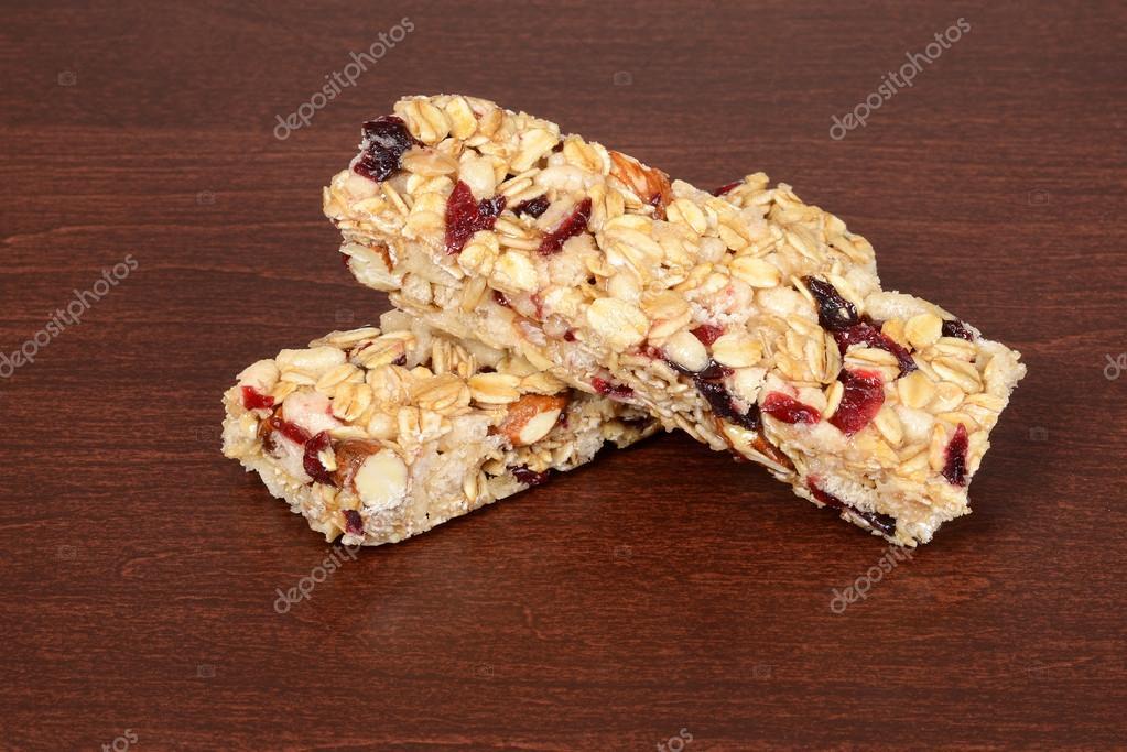 granola muesli riegel