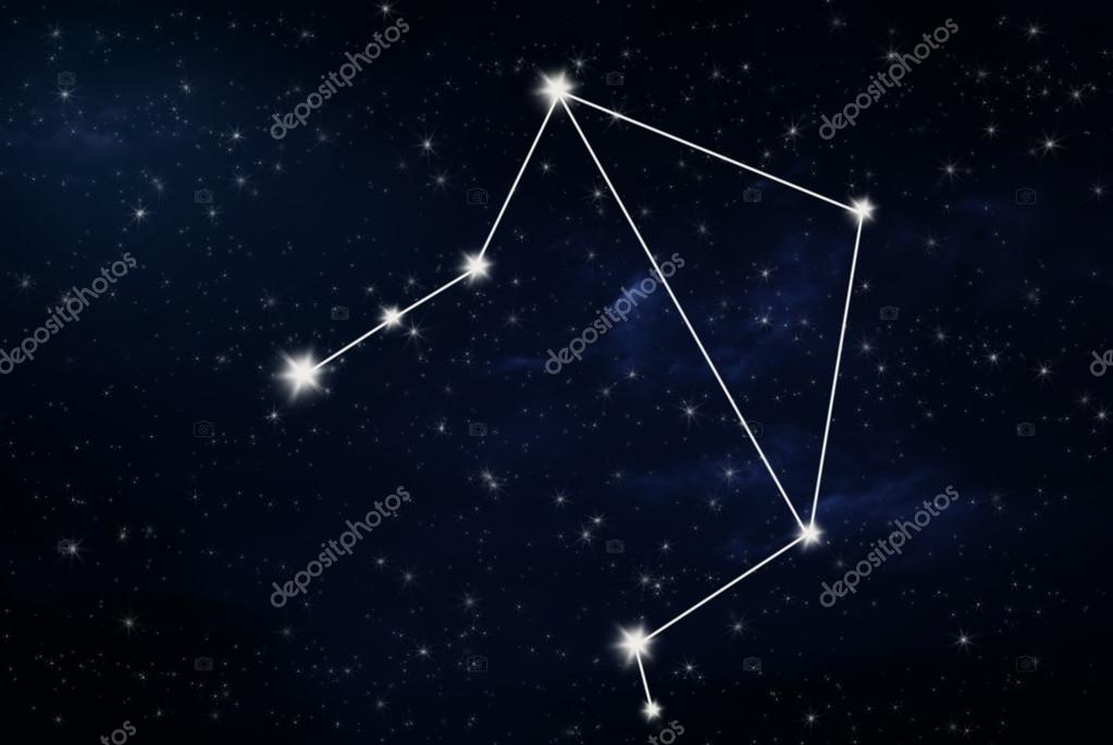 Libra horoscope star sign — Stock Photo © mcgphoto #28582795